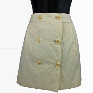 """BCBG Max Azria """"Abigail"""" A-Line Skirt"""